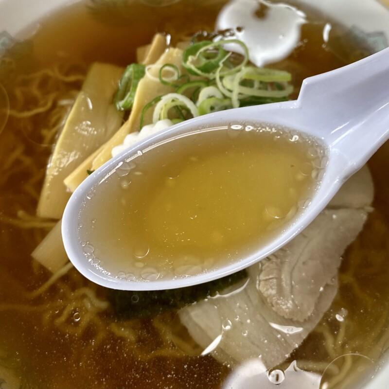 かわにし食堂 そば処 中華そば かわにし 山形県米沢市 山形ご当地 米沢ラーメン スープ