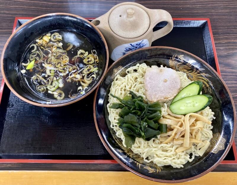 そばの店 ひらま 山形県米沢市 つけめん つけ麺