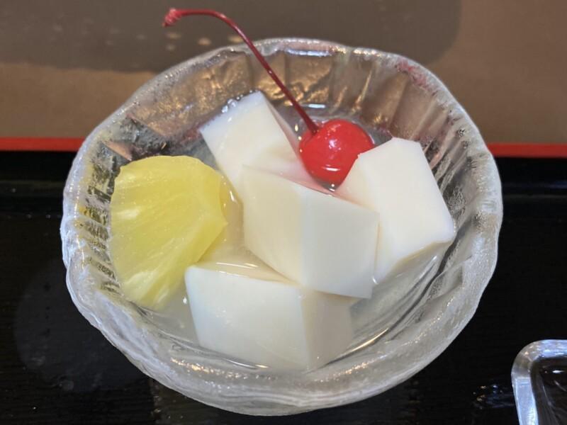 和風レストラン 都亭 みやこてい 秋田県能代市柳町 プラザ都内 中華つけ麺 甘味 デザート