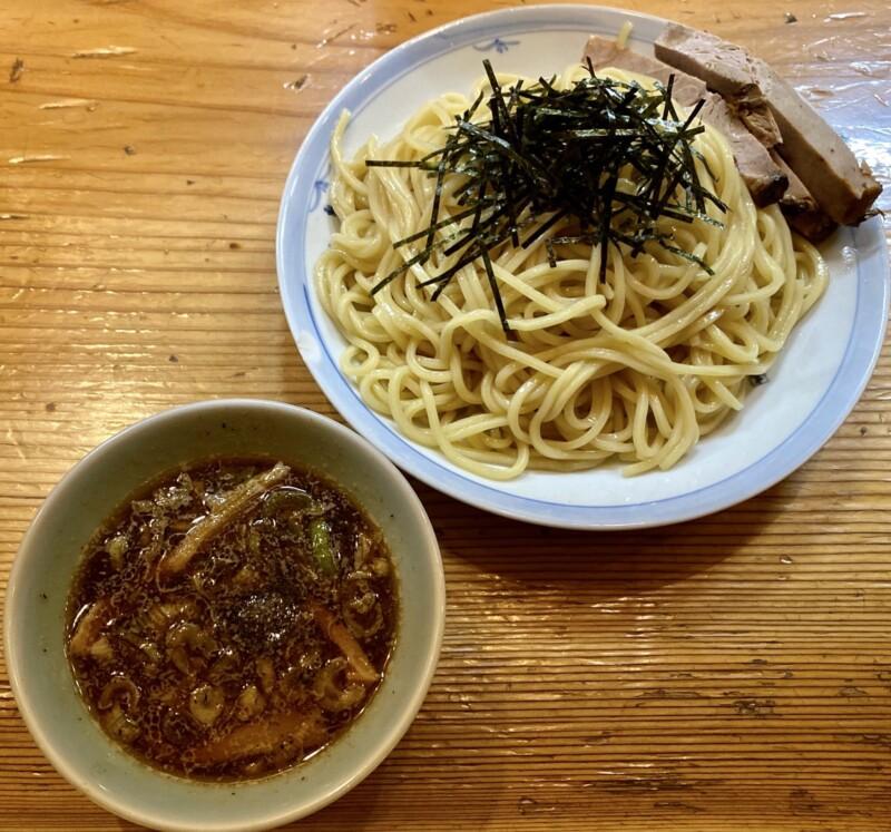 自家製麺うろた 福島県福島市新町 つけそば つけ麺