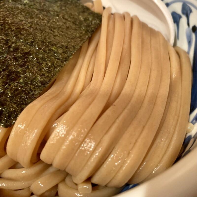 麺の極はなみち 岩手県盛岡市前九年 辛鰹つけ麺 自家製麺