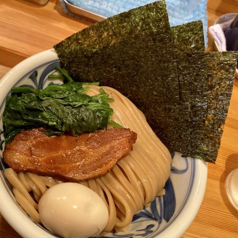 麺の極はなみち 岩手県盛岡市前九年 鰹つけ麺special 具