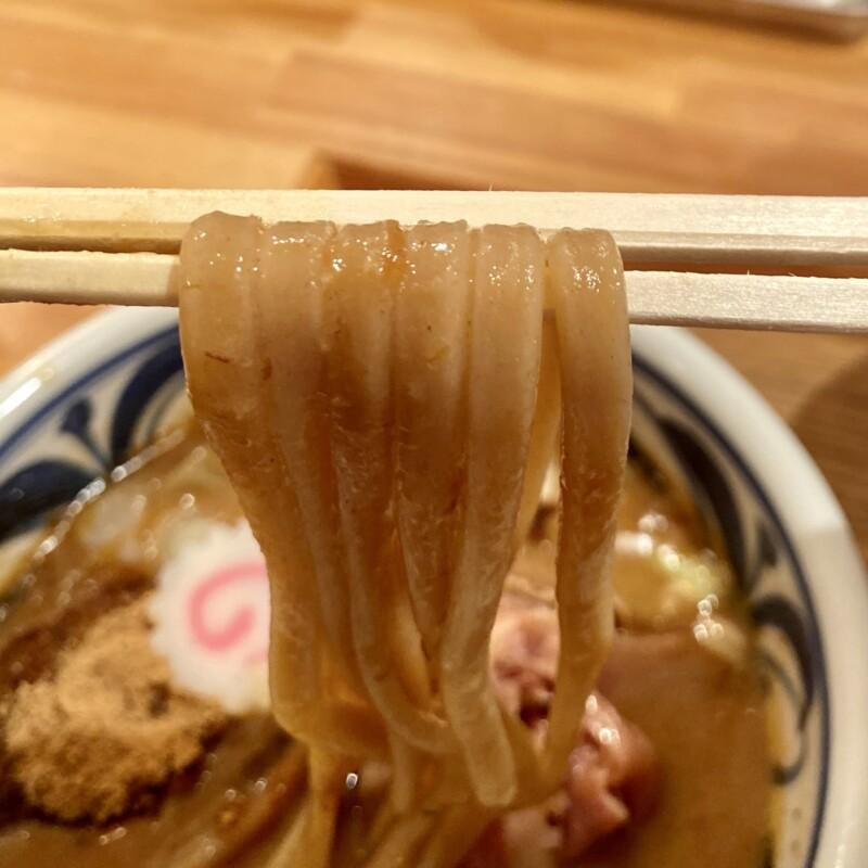 麺の極はなみち 岩手県盛岡市前九年 鰹つけ麺special 自家製麺