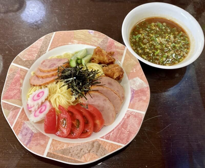 パンプキンハウス 秋田県大仙市大曲日の出町 濃厚魚介スープつけ麺