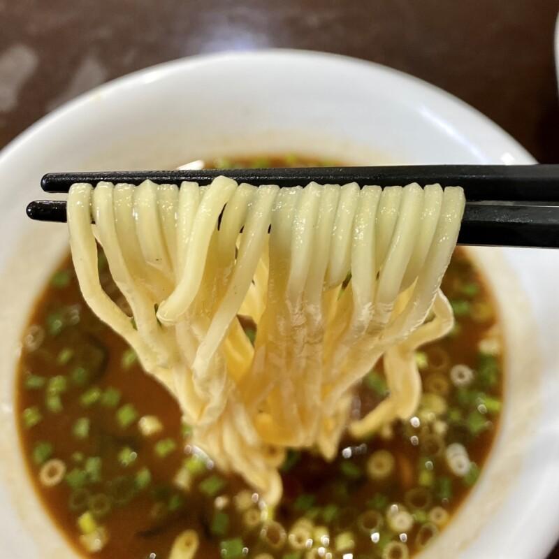 パンプキンハウス 秋田県大仙市大曲日の出町 濃厚魚介スープつけ麺 麺